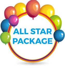 All Star Package Colasanti's Tropical Gardens