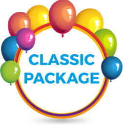 Colasanti's Tropical Gardens Birthday Party Packages