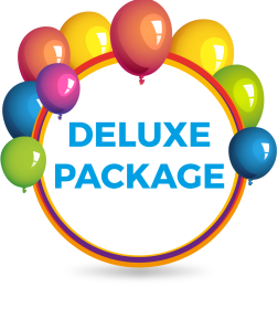 Deluxe Package Colasanti's Tropical Gardens