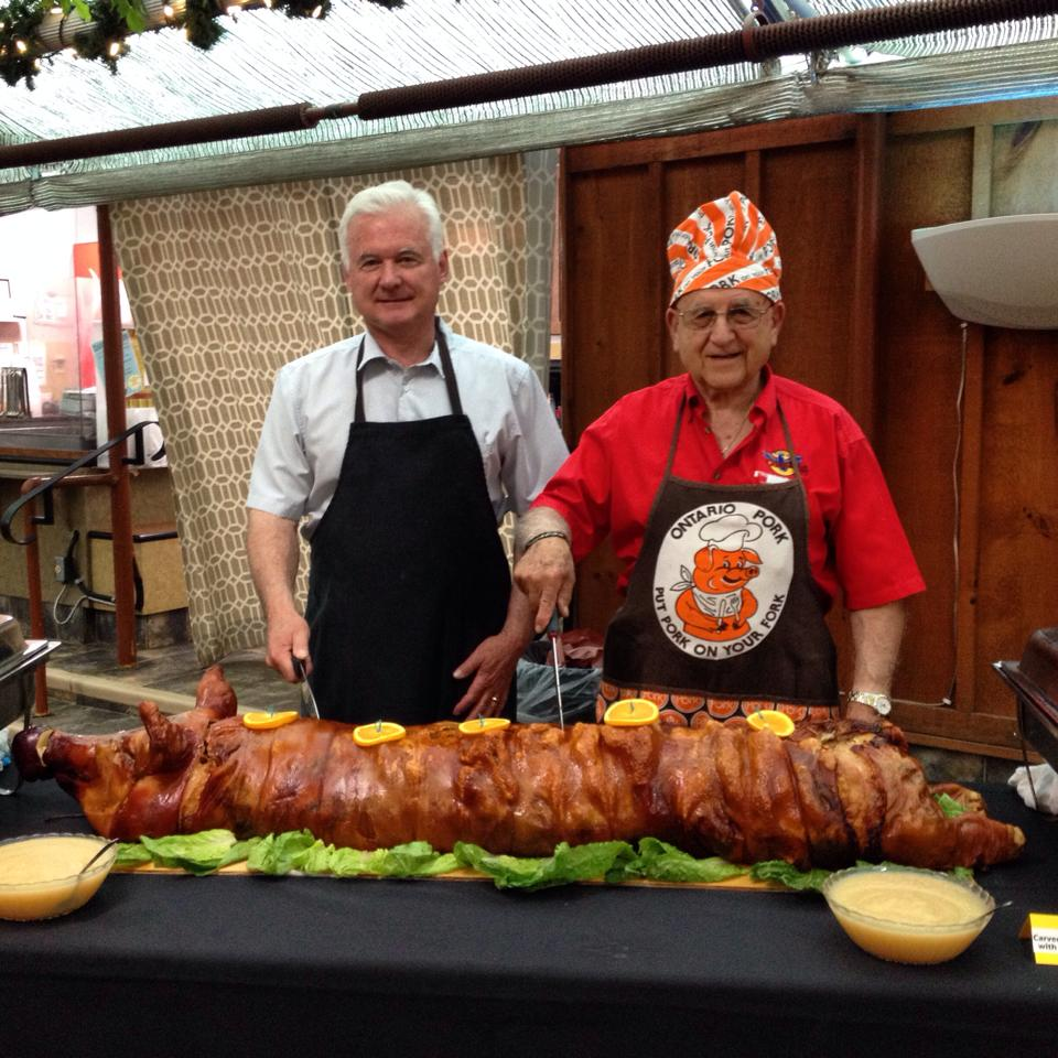 Father's Day Pig Roast - Colasanti's Tropical Gardens