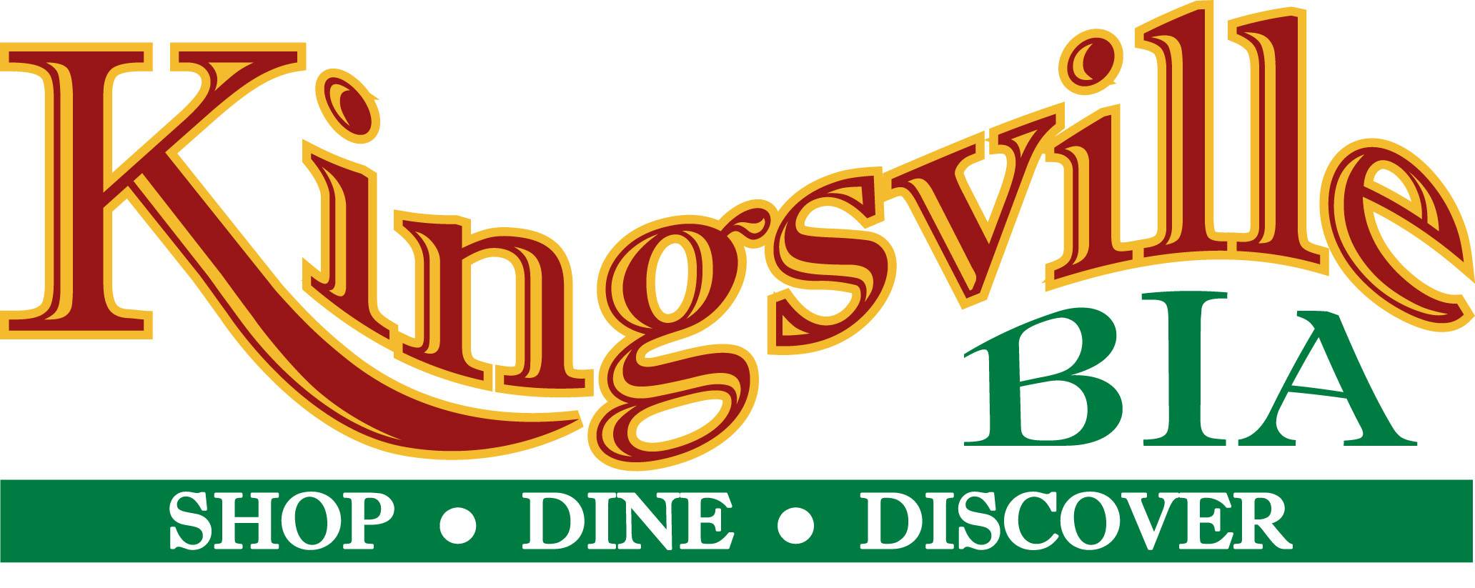 Colasanti's is proud to accept Kingsville BIA Dollars, 2015 promotion