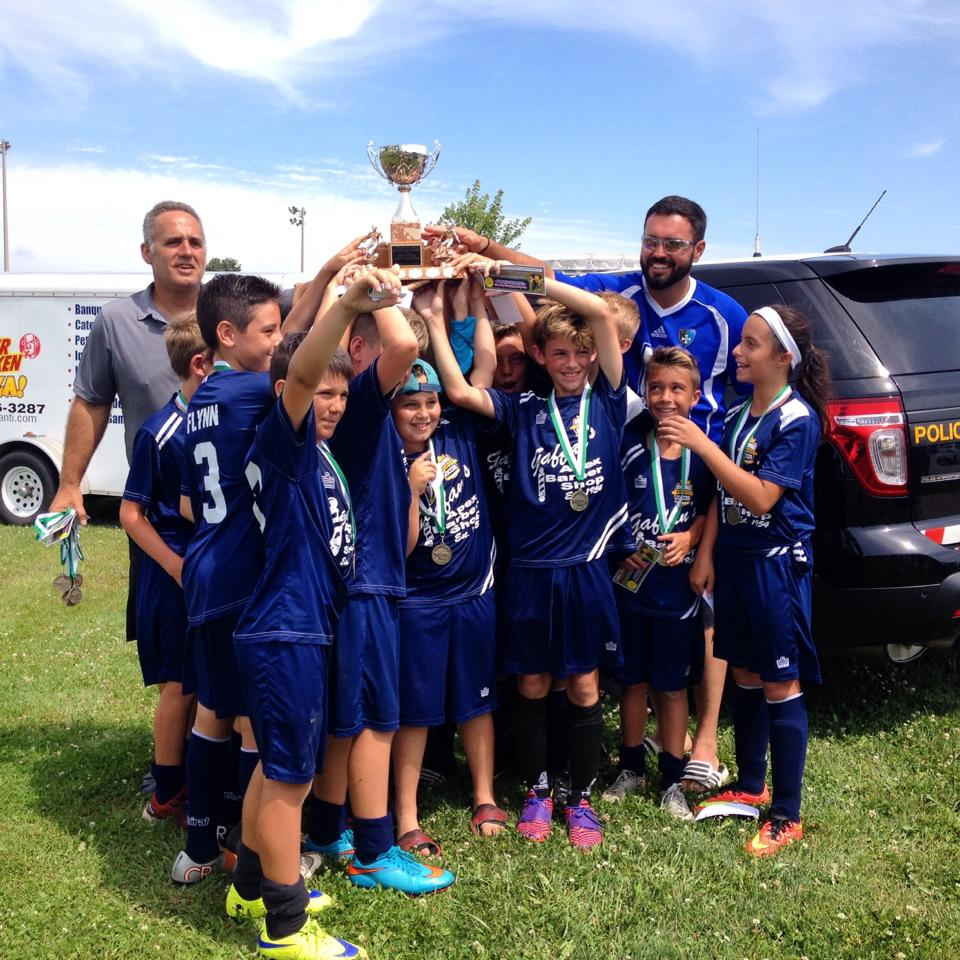 2015 Colasanti Cup Soccer Tournament