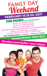 Family Day Weekend 2017 at Colasantis