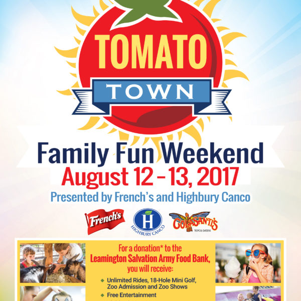 Tomato Town Weekend 2017