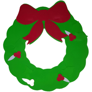 Colasantis Foam Wreath Craft