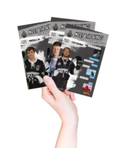 Meet The Kings Player Cards